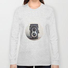ROLLEIFLEX CAMERA Long Sleeve T-shirt