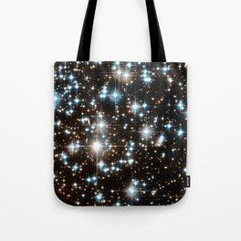 Hubble Space Telescope - Hubble Space Telescope Image of Globular Cluster NGC 6397 Tote Bag