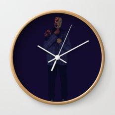 Gus Fring Wall Clock