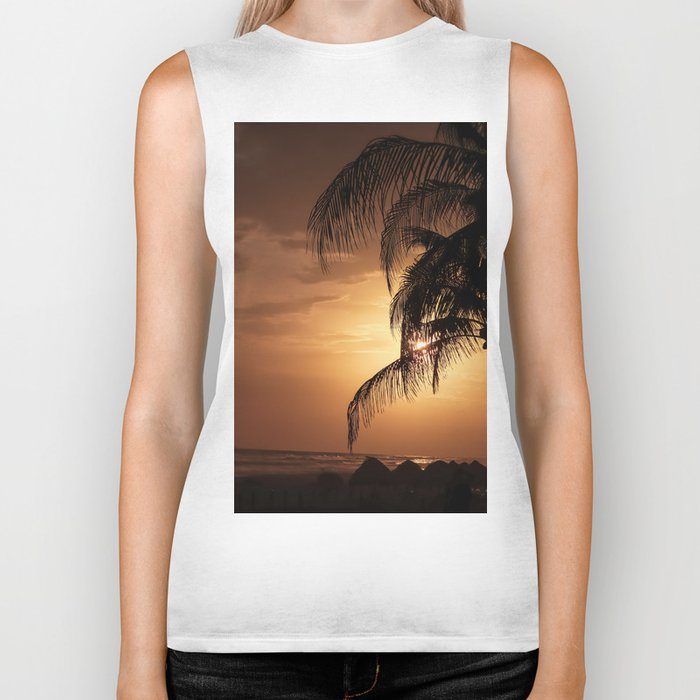End of the Day Biker Tank