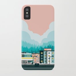 A View of 12th Avenue iPhone Case