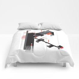 Abstract K Comforters