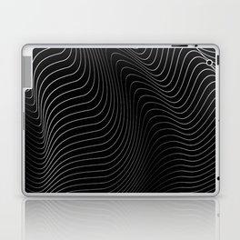 Minimal curves II Laptop & iPad Skin