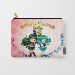 Outer Senshi - Chibi edit. Carry-All Pouch