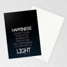 Harry Potter Albus Dumbledore Quote Stationery Cards