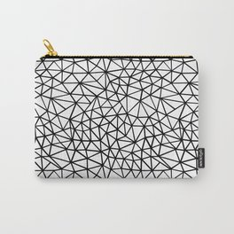 Shattered R Carry-All Pouch