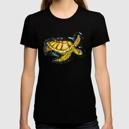 Sea Turtle / No Background T-shirt