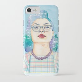 Katherine Johnson Hidden Figures iPhone Case