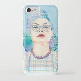 Katherine Johnson Hidden Figures iPhone Case