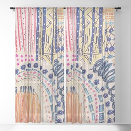 Shakti Sheer Curtain
