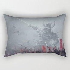 dark shogun Rectangular Pillow