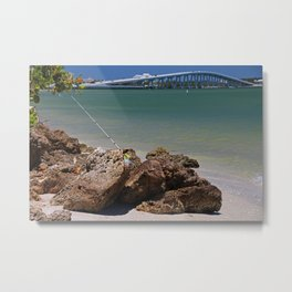 Quietly Captivating Metal Print