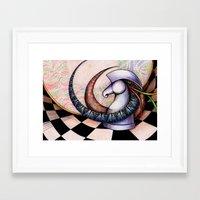 chess Framed Art Prints featuring Chess by Solomiya Shevchuk