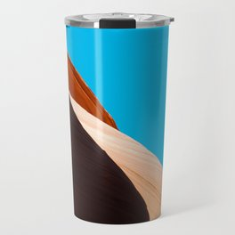 Curves of the Valley Travel Mug
