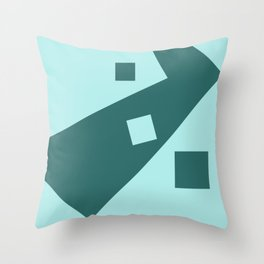 Space for living Throw Pillow