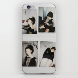 Polaroids iPhone Skin