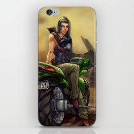 After Apocalypse iPhone Skin