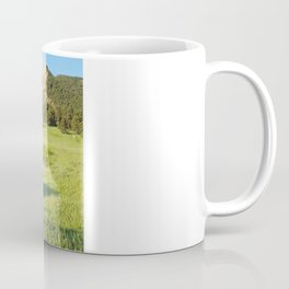 Boulder Colorado Flatirons Coffee Mug