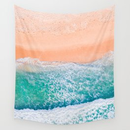 Waves 2 Wall Tapestry
