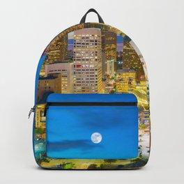 Houston 01 - USA Backpack