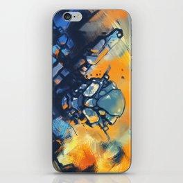 Heat of the Battle iPhone Skin
