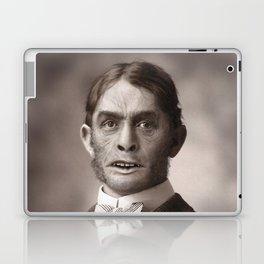 Mr. Hyde - Sepia Laptop & iPad Skin
