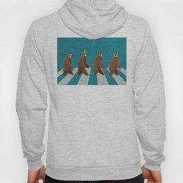 Sloth the Abbey Road Hoody