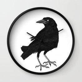 Blackbird - Tordo Wall Clock