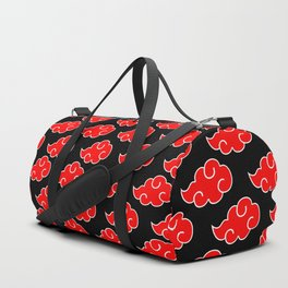 Akatsuki Clouds - Red Duffle Bag