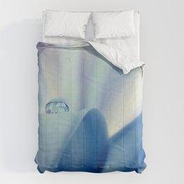 Blue 111 Comforters