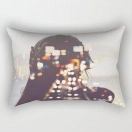 WILD FACE 02 Rectangular Pillow