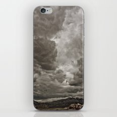PEACEFUL FRUSTRATION iPhone & iPod Skin
