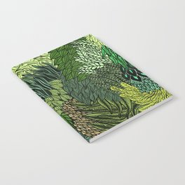 Leaf Cluster Notebook