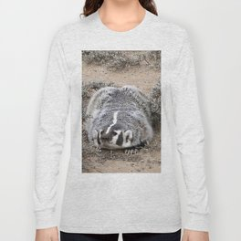 Mr. Badger Long Sleeve T-shirt