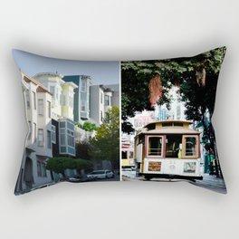 SF Dream Rectangular Pillow