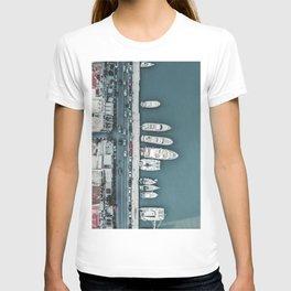 Ride, sail or fly? T-shirt