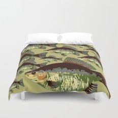 Sun Fish Duvet Cover