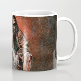 "The Dude, ""You pissed on my rug!"" Coffee Mug"