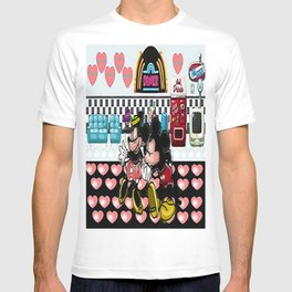 Mouse love T-shirt