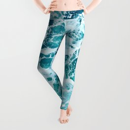 Ocean Splash IV Leggings
