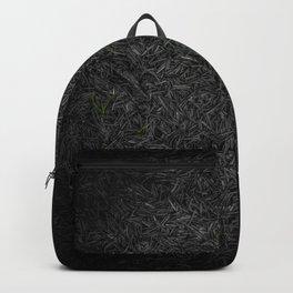 Needle Carpet Green Color Pop Backpack