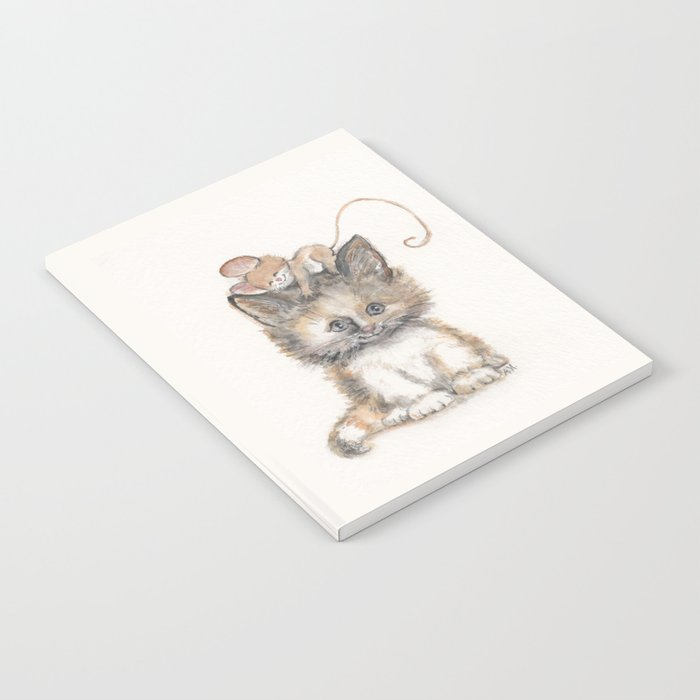 Cat and Mouse Notebook