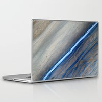 marble Laptop & iPad Skins featuring Marble by Santo Sagese