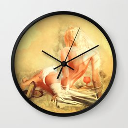 Beautiful Secret - Reflections Wall Clock