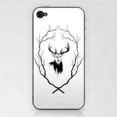 DEER REVISITED iPhone & iPod Skin