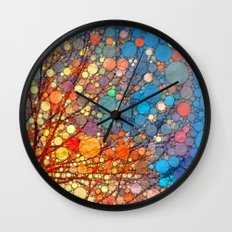 Candy Fest! Wall Clock