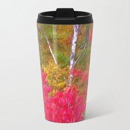 Autumn Decor Travel Mug