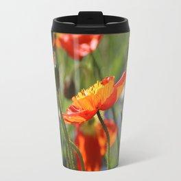 Flower #5 Travel Mug