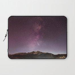 Milky Way Landscape Laptop Sleeve
