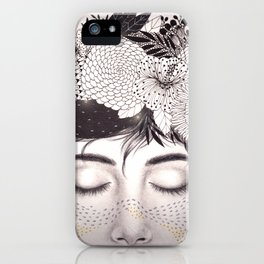 Bloom for Yourself iPhone Case